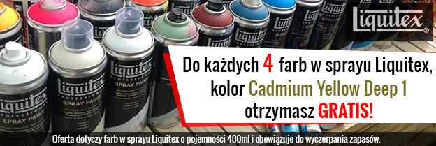 Liquitex spray 400ml 4+1
