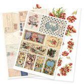 Papier do Decoupage