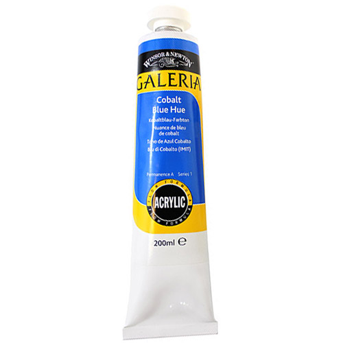 Acrylic paints Galeria Winsor&Newton in tubes 200ml