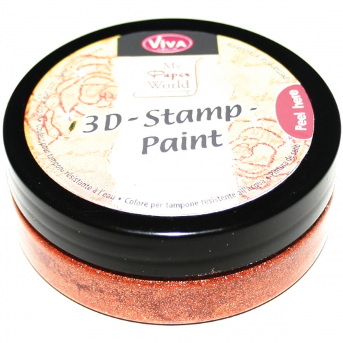 3D Stamp Paint 50 ml Viva