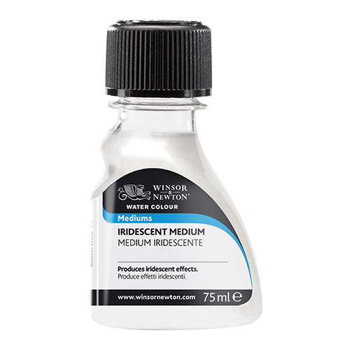 Winsor&Newton medium do akwareli opalizujące iridescent 75ml