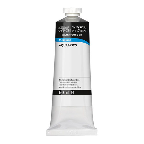 Winsor&Newton medium aquapasto 60ml do farb wodnych