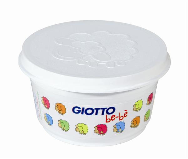 Giotto be-be ciastolina 4 x 100g
