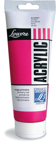 Lefranc&Bourgeois louvre acrylic farby akrylowe 80 ml