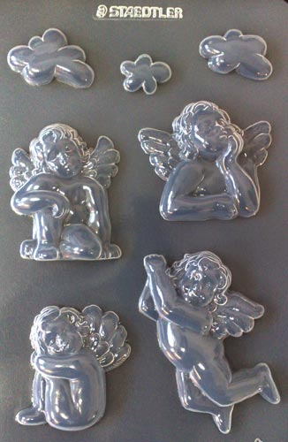 Staedtler Young Angels Moulds