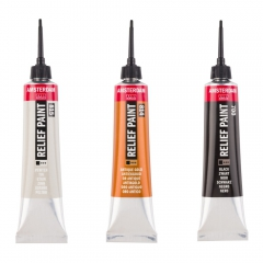 Talens amsterdam relief paint farby konturowe do szkła 20ml