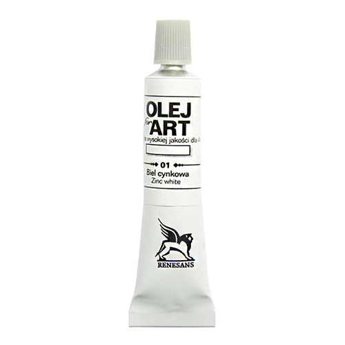 Oil paints Renesans  Oil For Art 20 ml