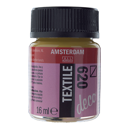 Talens decorfin-amsterdam textile paints for fabric 16ml