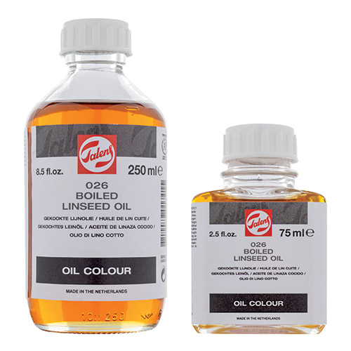 Talens Boiled Linseed Oil 026