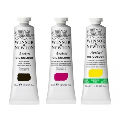 Farby olejne Artists' Oil Colour 37 ml