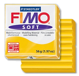 FIMO Soft Oven Hardening Modelling Clay