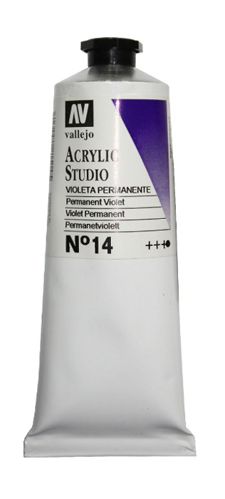 Acrylic Paints Vallejo Acrylic Studio - 125ml