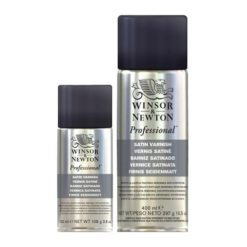 Winsor&Newton varnish satin in spray 400ml