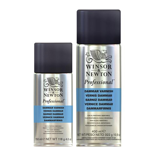 Winsor&Newton werniks damarowy w spray'u