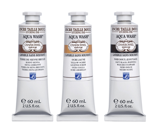 AQUA WASH water-soluble graphic paints - 60 ml