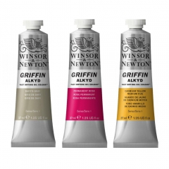 Griffin Alkyd Paints Winsor&Newton - 37ml