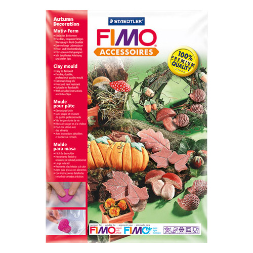 Staedtler Fimo Clay Mould Autumn