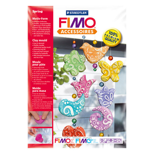 Staedtler Fimo Clay Mould Spring