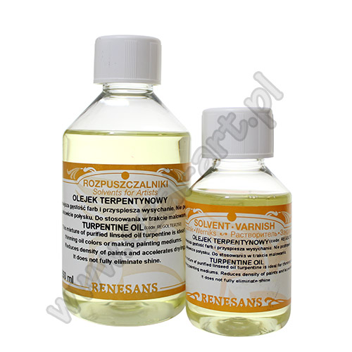 Renesans Turpentine Oil