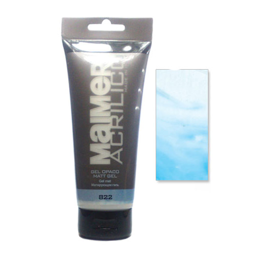 Maimeri acrilico medium matowe gel matt 200ml