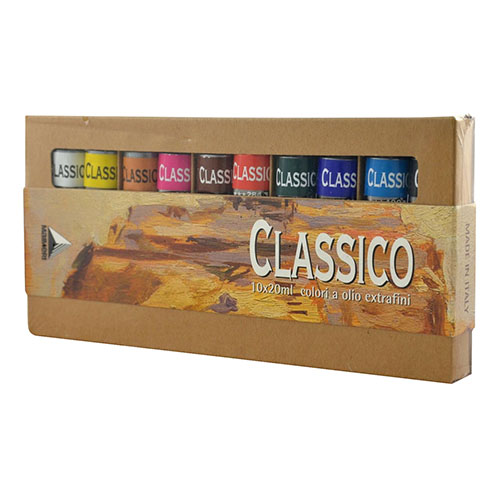 Maimeri Classico set of oil paints 12x20ml