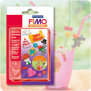 Staedtler Fimo Clay Mould Mini 04