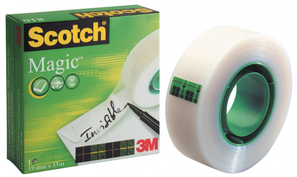 Scotch magic 810 taśma 19mm x 33m