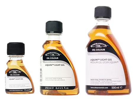 Winsor&Newton liquin light gel