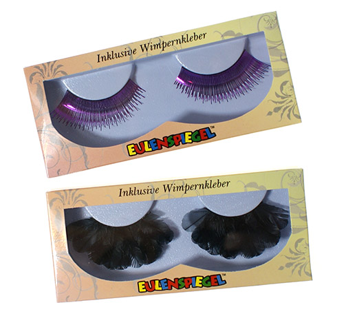 Eulenspiegel artificial lashes
