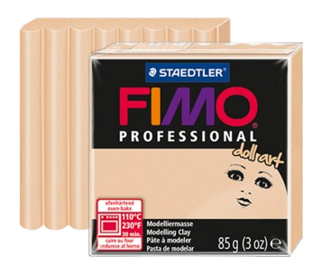 Fimo professional doll art 85g