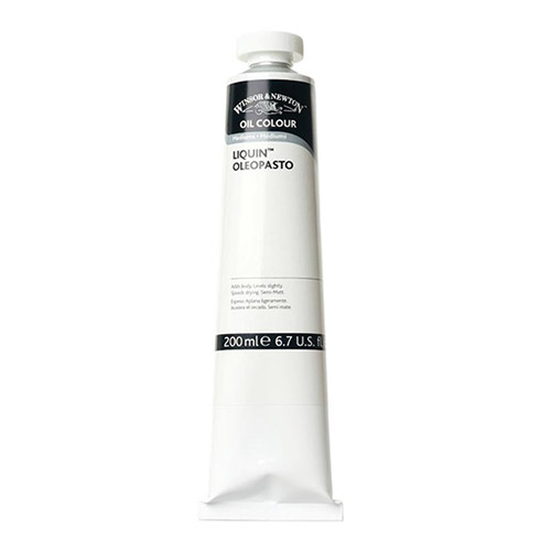 Winsor&Newton medium liquin oleopasto 200ml