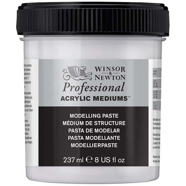 Winsor&Newton modelling paste artists' acrylic