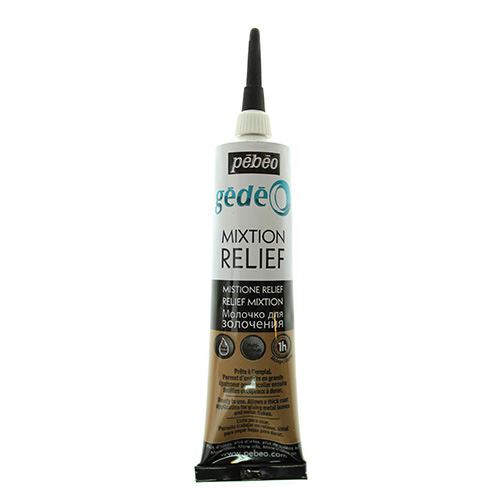 Pebeo gedeo mixtion relief 37ml