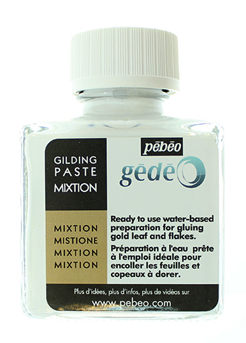 Pebeo gedeo gilding paste mixtion 75ml