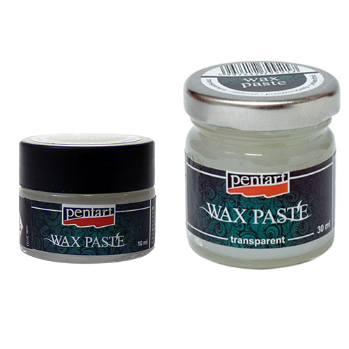 Wax paste - colourless Wax PASTE Pentart