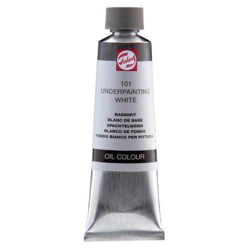 Talens Underpainting White 101 150ml AMSTERDAM