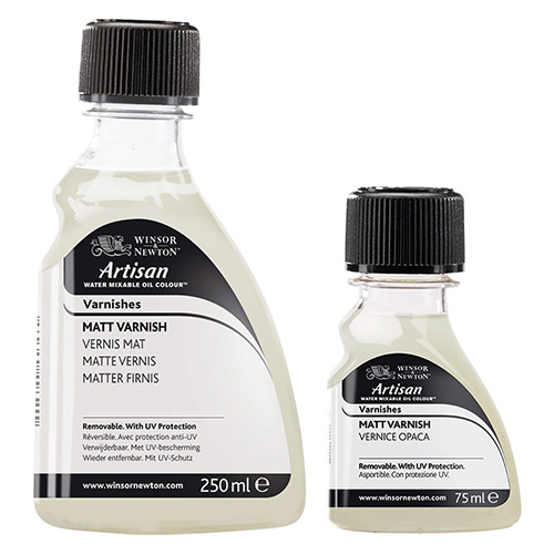 Winsor & Newton Artisan Matt Varnish 75ml