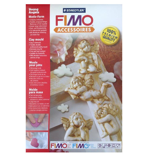 Staedtler Fimo Clay Mould Young Angels