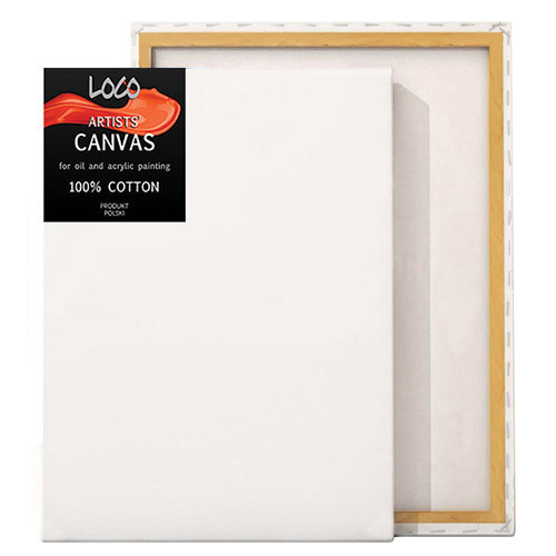 Cotton canvas LOCO