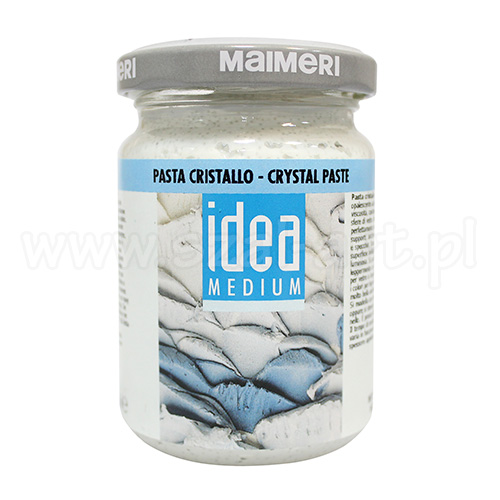 Maimeri idea medium pasta szklana 125ml 727