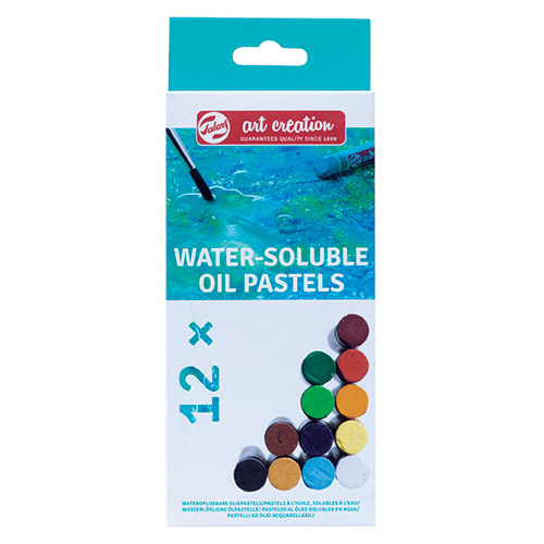 Talens artcreation water-repellent pastels - 12 colors