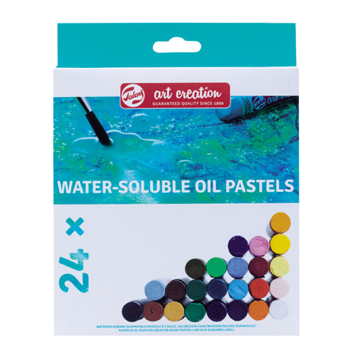 Talens artcreation water-repellent pastels - 24 colors