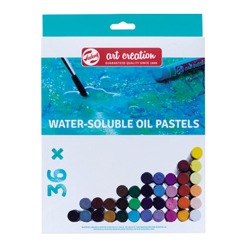 Talens artcreation water-repellent pastels - 36 colors