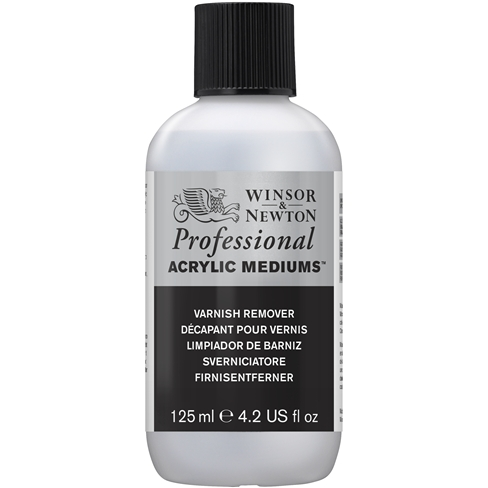 Winsor&Newton varnish remover for acrylic paints 125ml