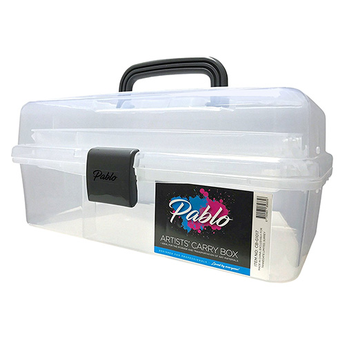 Pablo carry box plastic accessory box