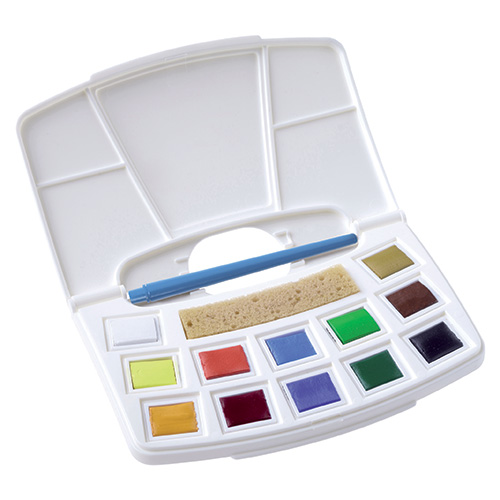 Talens artcreation set of 12 watercolors in half-tones