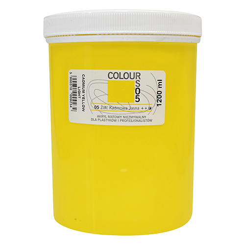 Renesans colors acrylic paints 1200ml