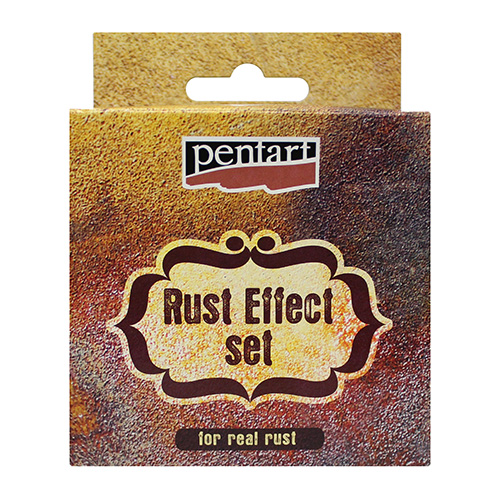 Pentart rust effect set