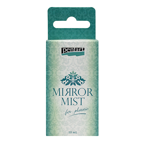 Pentart mirror mist do plastiku efekt lustra 10ml