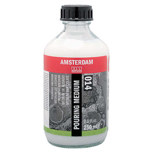 Talens amsterdam pouring medium do farb akrylowych 250ml